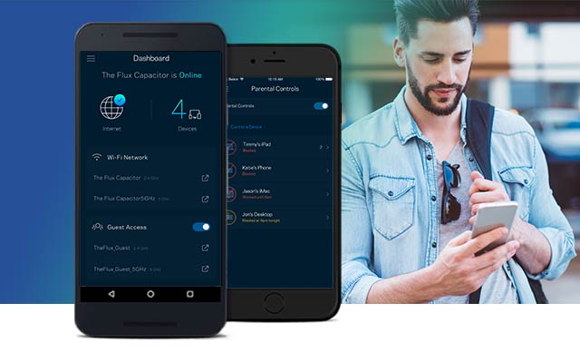 Linksys Smart Wi-Fi Login Linksys App