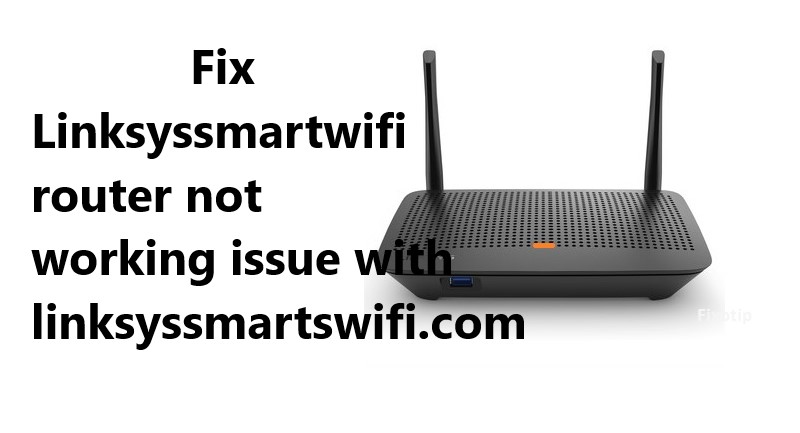 Linksys router not working error